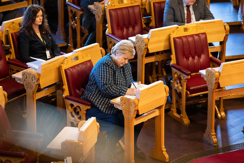 Stortinget må vedta en ny lov dersom koronasertifikat skal innføres