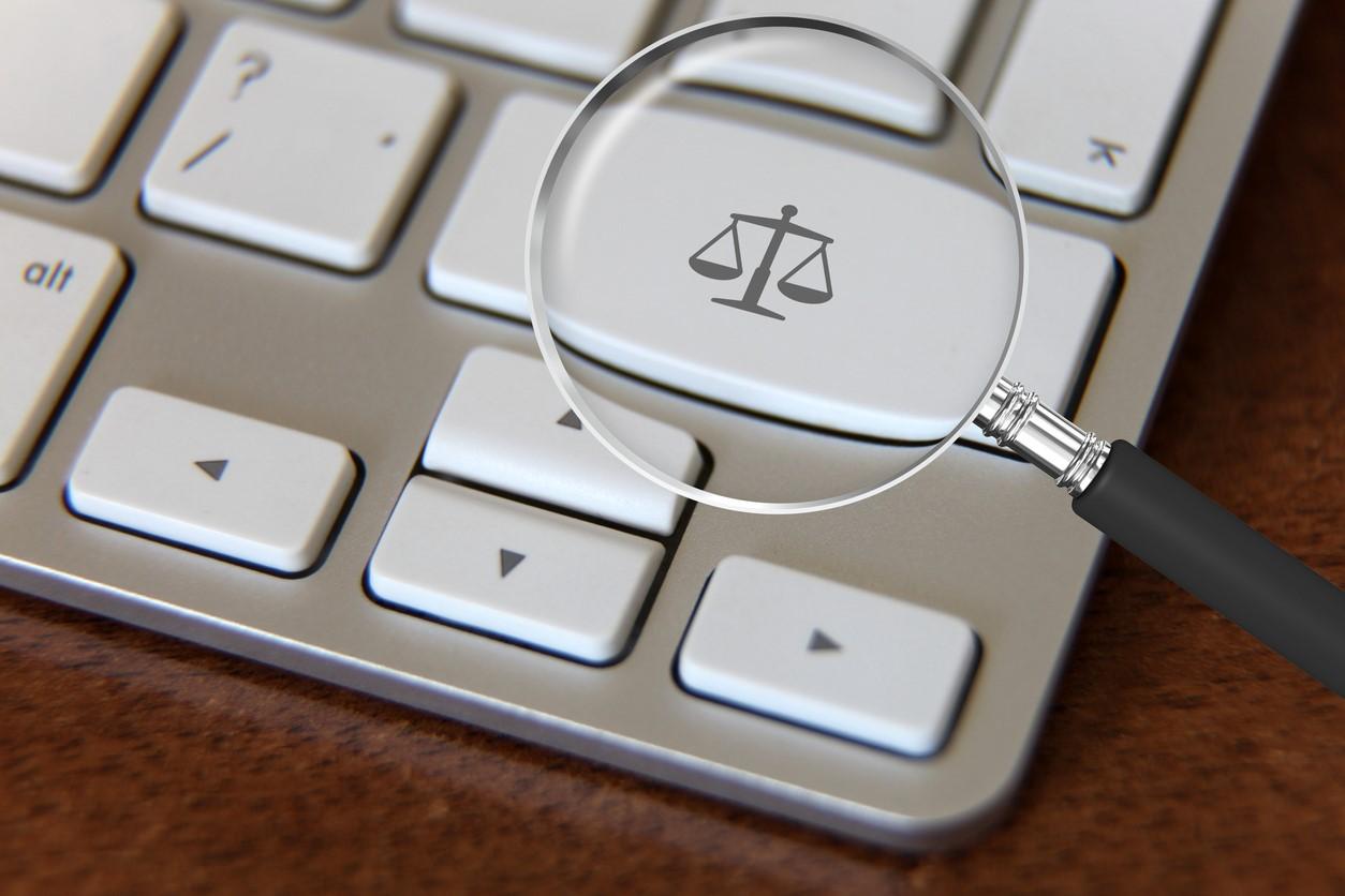 Kunstig intelligens i domstolene? Digital transformasjon i domstolene er mer enn bare digitalisering