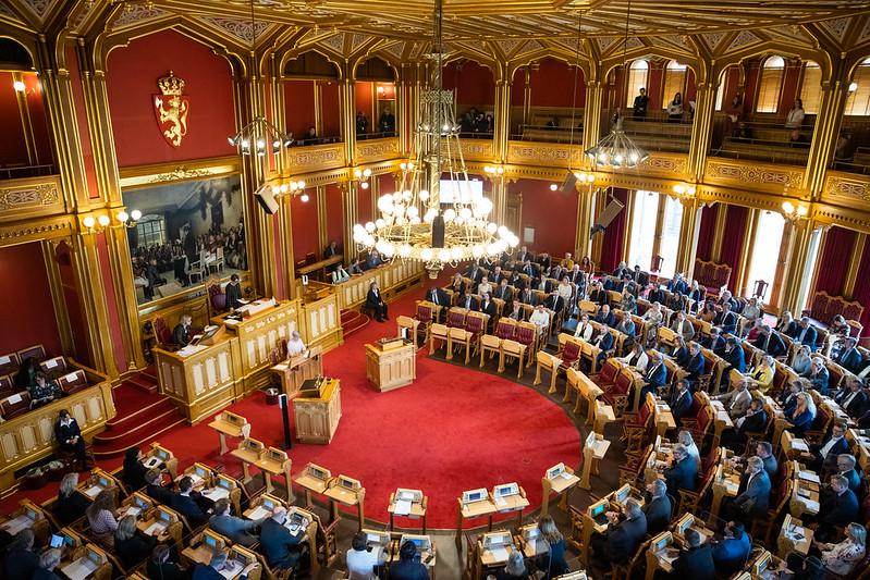 Stortingets upresise presisering av Grunnlova § 89