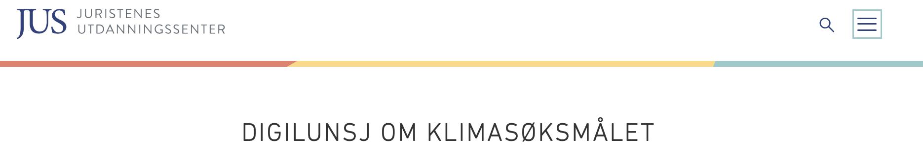 Debatten om klimadommen: Hva sier Høyesterett om klima og menneskerettigheter?