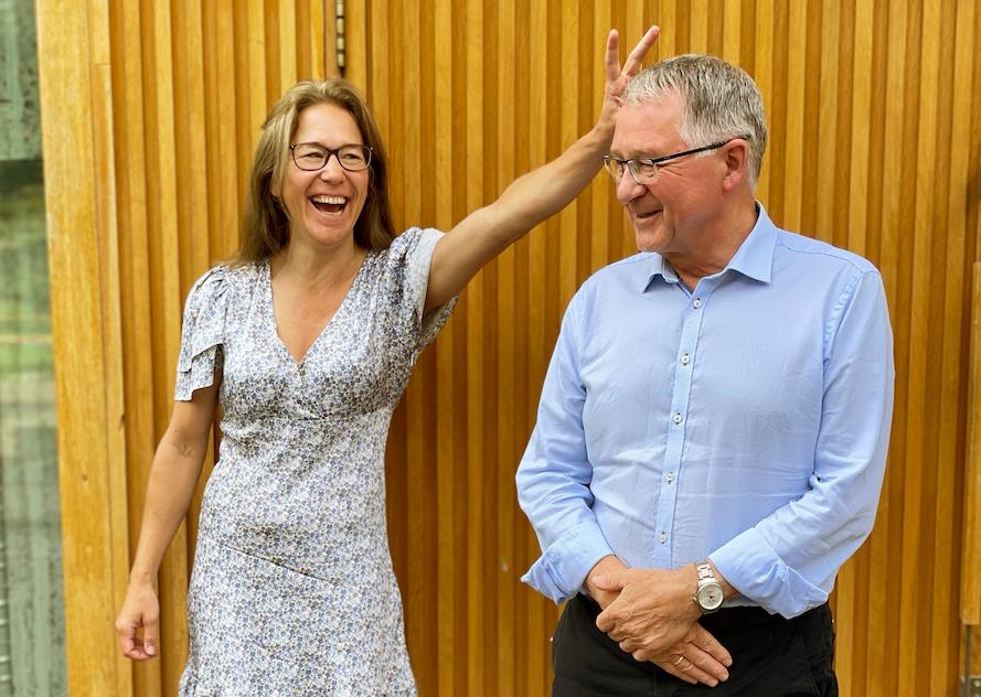 Magnus Matningsdal er gjest i Takk og Lov –og røper planer om å undervise