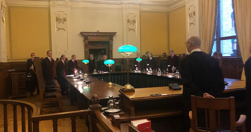 Kommentar til Høyesteretts dom om snøkrabbe