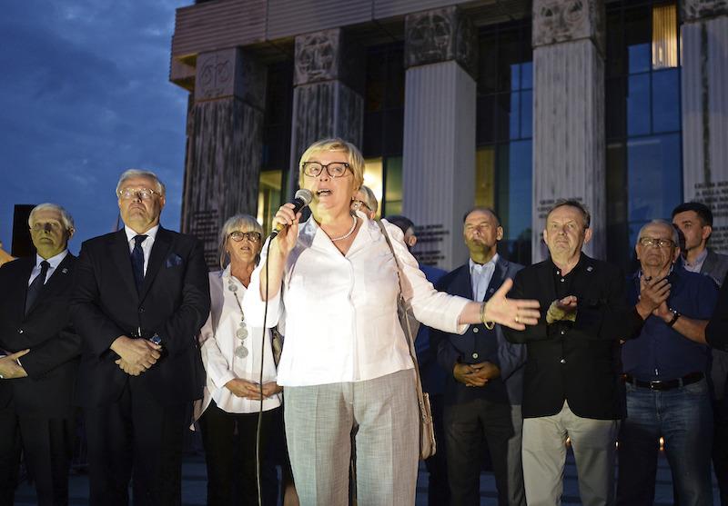 Jussens helter 3: En modig kvinne i Polen