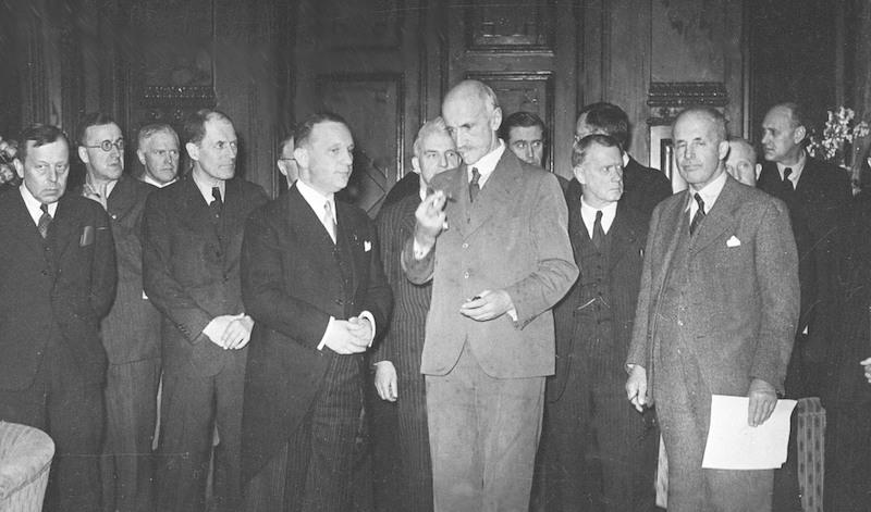 Jussens helter 11: Høyesteretts nei i 1940
