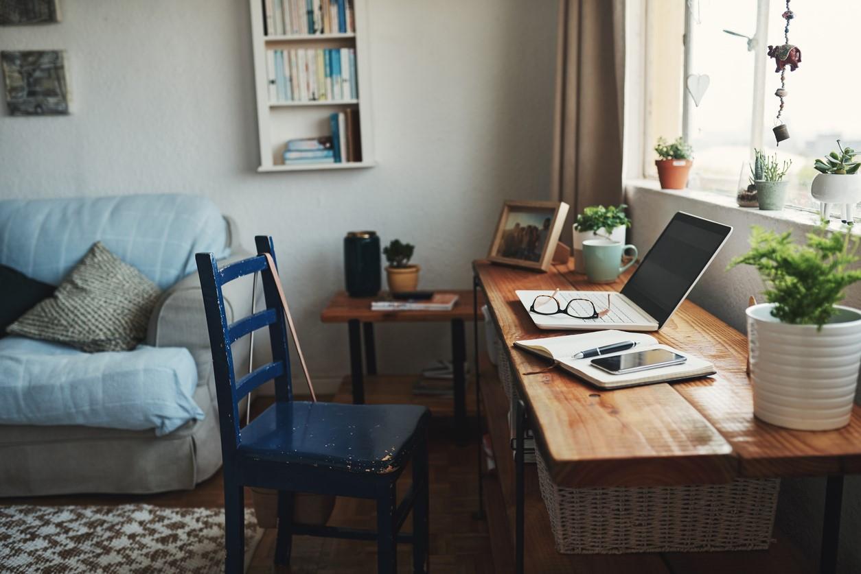 Jussen på hjemmekontor: Når hjemmet blir arbeidsplassen