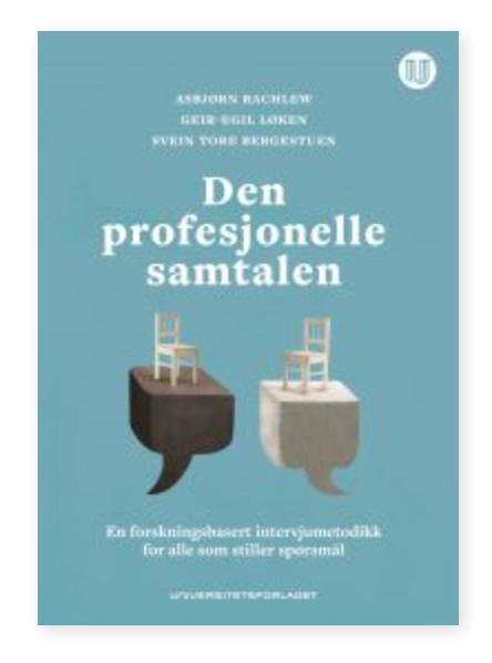 Slik kan jurister bruke avhørsmetode - Asbjørn Rachlew i podkasten Takk og Lov