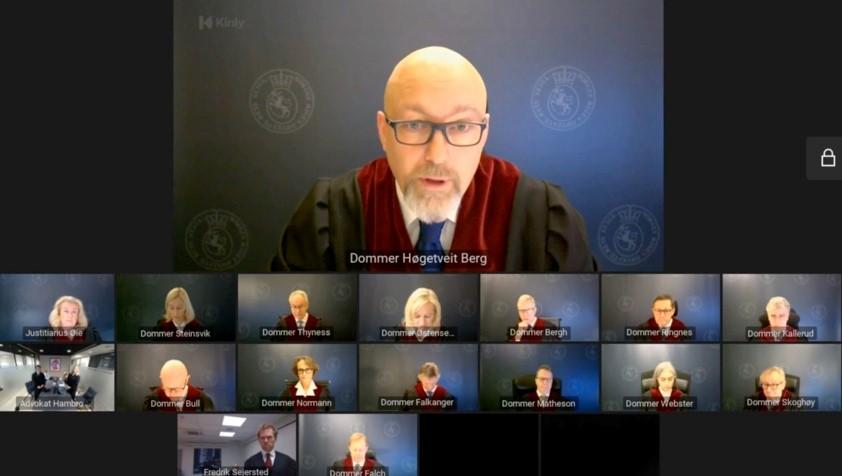 Dommen i Klimasøksmålet