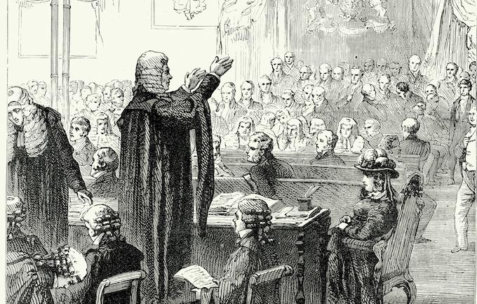 Lynkurs i retorikk: Ti ting du aldri bør gjøre i retten