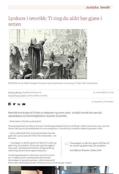 Podkasten Takk og lov: Røverhistorier fra norske rettssaler