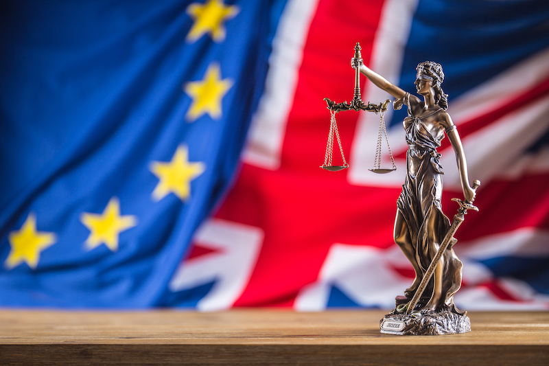 – Storbritannias juridiske EU-forpliktelser vil vare 100 år etter Brexit