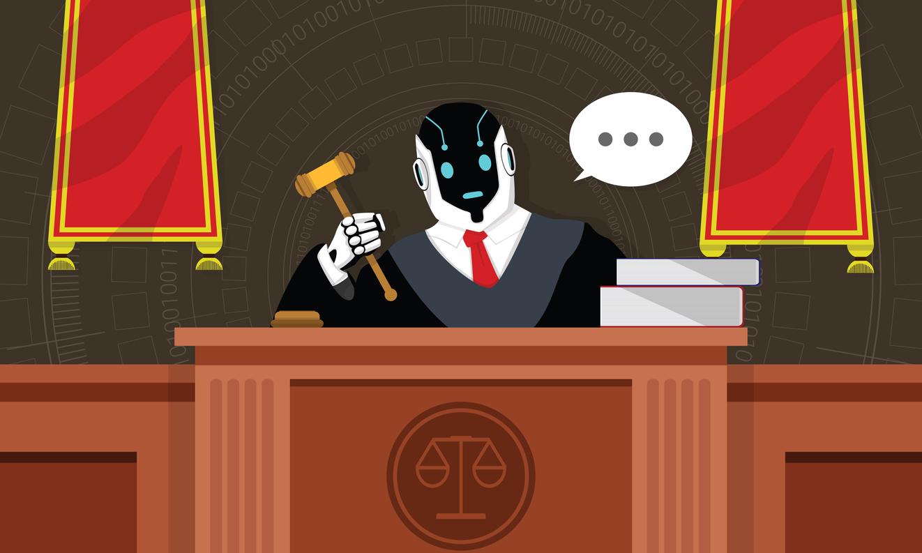 Rettssikkerhet når domstolene skal digitaliseres
