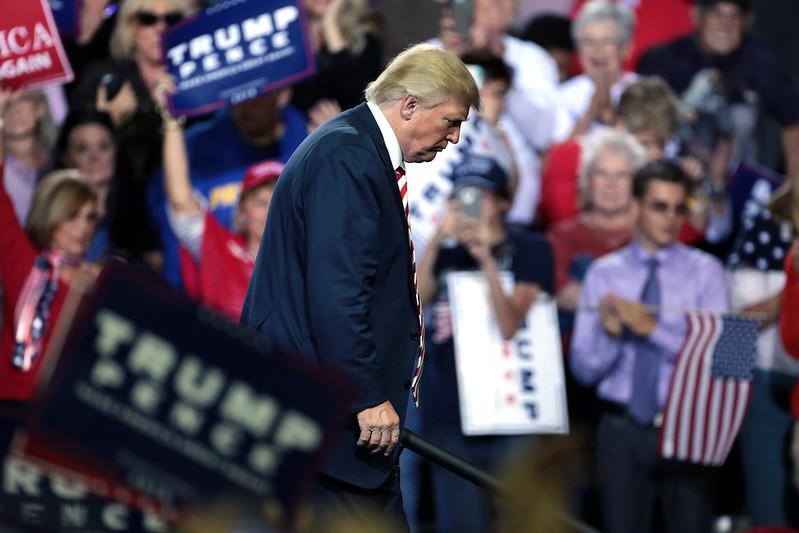 Disse rettssakene venter Trump hvis han taper valget