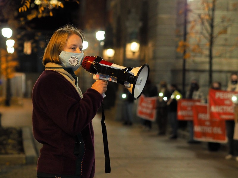 Er sivil ulydighet for klima beskyttet av ytrings- og forsamlingsfriheten?